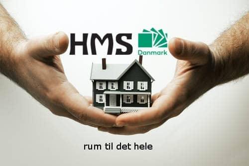 Opbevaring, flyttehjælp og ejendomsservice - HMS Danmark - rum til det hele